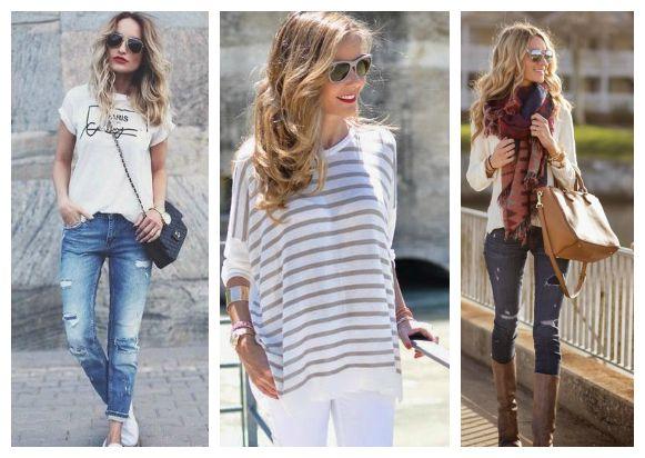 джинсы в базовом гардеробе девушки