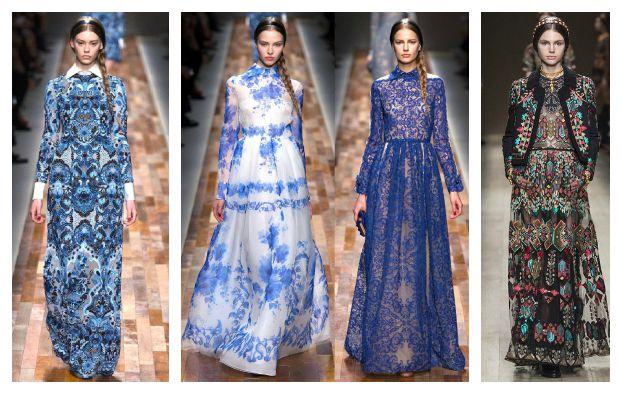 русские сарафаны мода 2015
