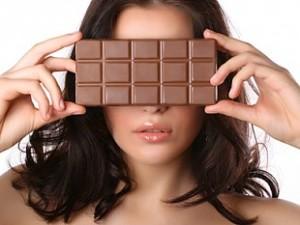 шоколадные маски для лица