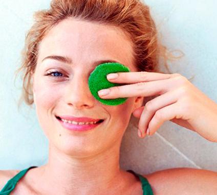 примочки помогут снять усталость с глаз в домашних условиях
