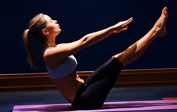 упражнение из калланетики