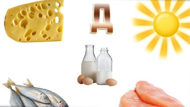 витамин d3 в продуктах