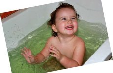 Хвойные ванны для детей: показания, рецепты, общие рекомендации и отзывы родителей