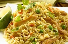 Как сварить рассыпчатый рис на гарнир?