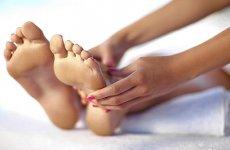 Красивые ступни ног за 9 шагов