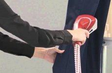 Как убрать блеск с брюк домашними способами?