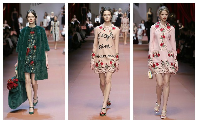 Модные тенденции весна-лето 2015, фото
