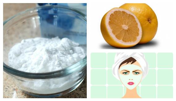 Пищевая сода сделает кожу красивой и гладкой!