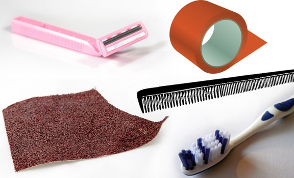 Способы убрать катышки с одежды в домашних условиях