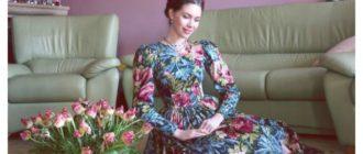 русский народный стиль в одежде